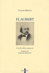 Claude Digeon - Flaubert.