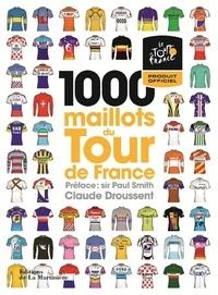 Claude Droussent - 1000 maillots du Tour de France.