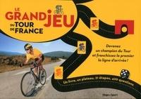 Claude Droussent - Le grand jeu du tour de France.