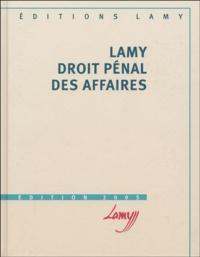 Museedechatilloncoligny.fr Lamy droit pénal des affaires Image