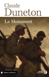 Claude Duneton - Le monument.