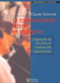 Claude Duterme - .