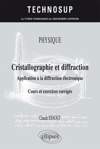 Cristallographie et diffraction - Application à la diffraction électronique. Cours et exercices corrigés.pdf