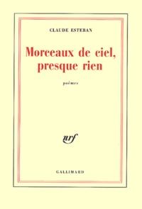 Claude Esteban - .