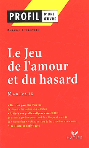 Le Jeu de l'amour et du hasard, Marivaux