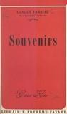 Claude Farrère - Souvenirs.
