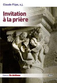 Claude Flipo - Invitation à la prière.