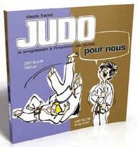 Claude Fradet - Ceinture bleue, ceinture marron.