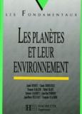 Claude Froeschlé et  Collectif - Les planètes et leur environnement.