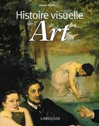 Claude Frontisi - Histoire visuelle de l'Art.