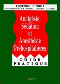Analgésie, sédation et anesthésie préhospitalières - Guide pratique.pdf