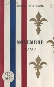 Claude Galocher - Dol-en-Bretagne, novembre 1793.
