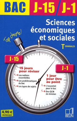 Claude Garcia et Thierry Rogel - Sciences économiques et sociales Tles.