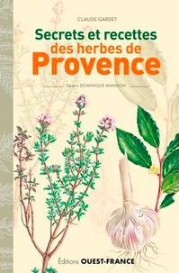 Histoiresdenlire.be Secrets et recettes des herbes de Provence Image
