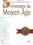 Claude Gauvard et Alain de Libera - Dictionnaire du Moyen Age.