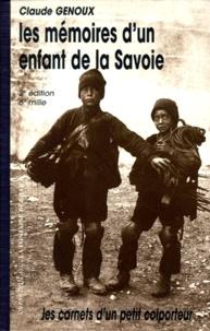 Claude Genoux - .