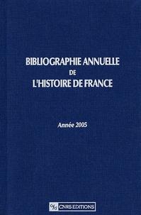 Deedr.fr Bibliographie annuelle de l'histoire de France - Du cinquième siècle à 1958 Image