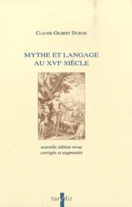 Corridashivernales.be Mythe et langage au XVIe siècle Image