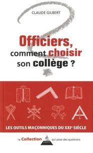 Deedr.fr Officiers, comment constituer son collège ? Image