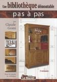 Claude Gomi - Une bibliothèque démontable.