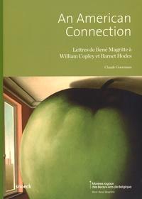Claude Goormans - An American Connection - Lettres de René Magritte à William Copley et Barnet Hodes.