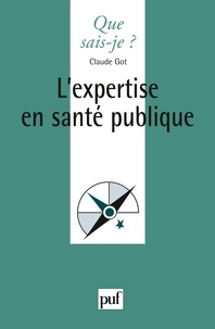 Claude Got - L'expertise en santé publique.