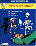 Claude Guylouis et Xavier Fauche - A Lucky Luke Adventure Tome 62 : The cursed ranch - The fortune teller ; The statue ; The log flume.