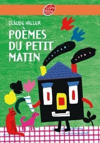Claude Haller - Poèmes du petit matin.