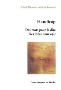 Claude Hamonet - Handicap - Des mots pour le dire, des idées pour agir.