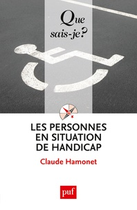 Claude Hamonet - Les personnes en situation de handicap.