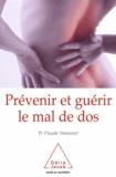 Claude Hamonet - Prévenir et guérir le mal de dos.
