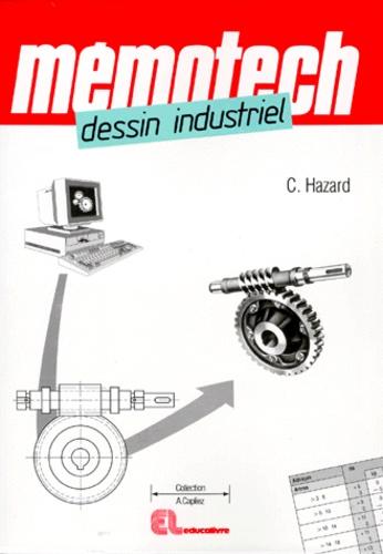 Claude Hazard - Dessin industriel.