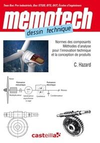 Claude Hazard - Dessin technique.