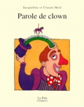 Claude Held - Parole de clown.