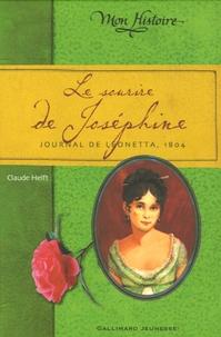 Lesmouchescestlouche.fr Le sourire de Joséphine - Journal de Léonetta 1804 Image