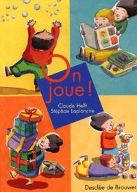 Claude Helft et Stéphan Laplanche - On joue !.