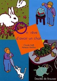 Claude Helft et Vanessa Vérillon - On rêve d'avoir un chat.