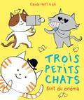 Claude Helft et  Aki - Trois petits chats font du cinéma.