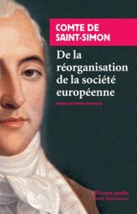 Accentsonline.fr De la réorganisation de la société européenne Image