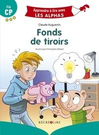 Claude Huguenin et Christophe Billard - Fonds de tiroirs - Fin CP.