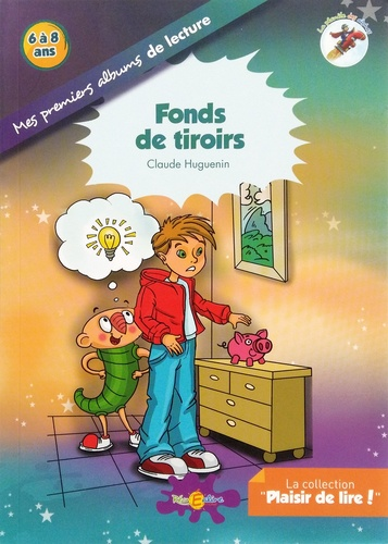 Claude Huguenin - Fonds de tiroirs - La planète des Alphas.