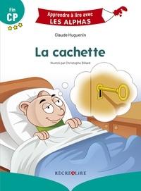 Claude Huguenin et Christophe Billard - La cachette - Fin CP.