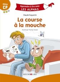 Claude Huguenin et Thomas Tessier - La course à la mouche - Milieu CP.