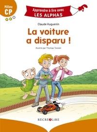 Claude Huguenin et Thomas Tessier - La voiture a disparu ! - Milieu CP.