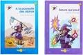 Claude Huguenin - Les petits romans - Pack en 2 volumes : A la poursuite des Alphas ; Sauve qui peut.