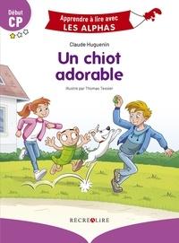Claude Huguenin et Thomas Tessier - Un chiot adorable - Début CP.