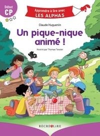 Claude Huguenin et Thomas Tessier - Un pique-nique animé ! - Début CP.