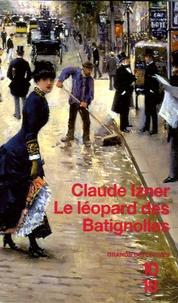 Claude Izner - Le léopard des Batignolles.