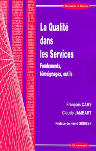 Claude Jambart et François Caby - .