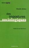 Claude Javeau - Des impostures sociologiques.